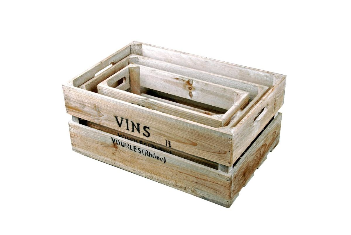 Holztragerl 9 / wooden crate 9
