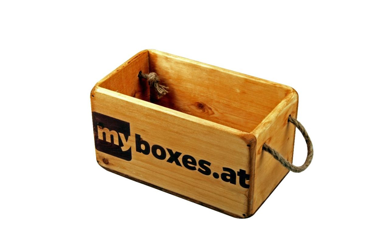 Holztragerl 7 / wooden crate 7