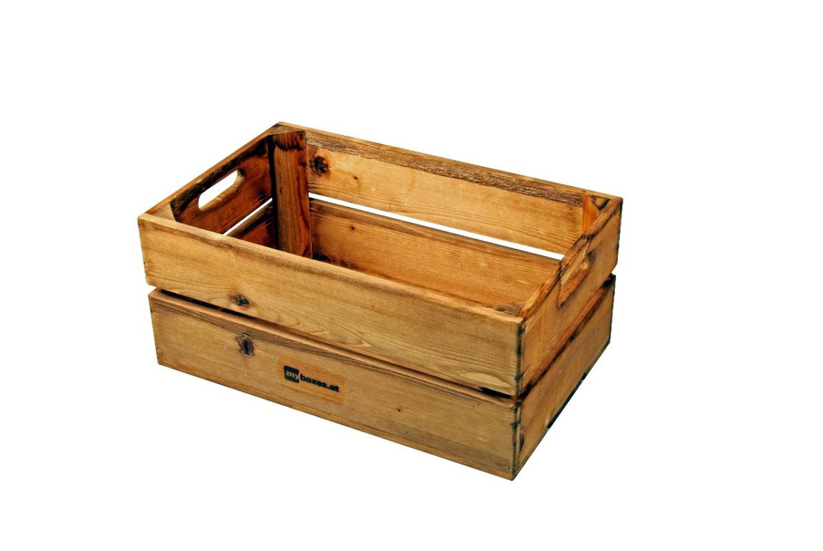 Holztragerl 5 / wooden crate 5