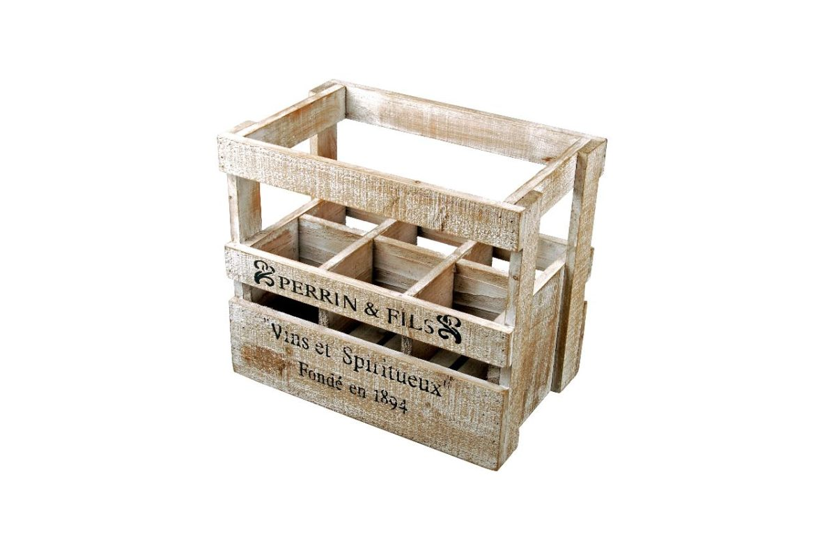 Holztragerl 2 / wooden crate 2